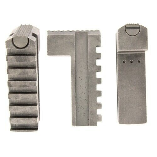 Ridgid 40087 Alloy Steel Chuck Jaw Set for Ridgid Model 1224 Threading Machine