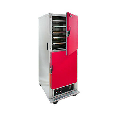 Cres Cor H-135-ua-11-r Mobile Heated Cabinet.