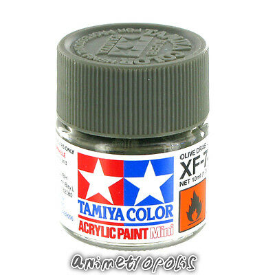 tamiya color xf 74 od jgsdf model acrylic paint 10ml new free shipping - Tamiya Color