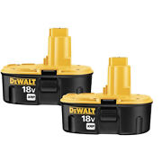 Dewalt 18V Battery XRP