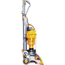 DYSON DC14 FULLY SERVICED FREE SET OF PERFUMED FILTERS YELLOW 2