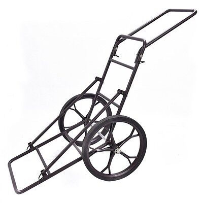 New Deer Cart 500LB Game Hauler Utility Gear Dolly Cart Hunting Accessories