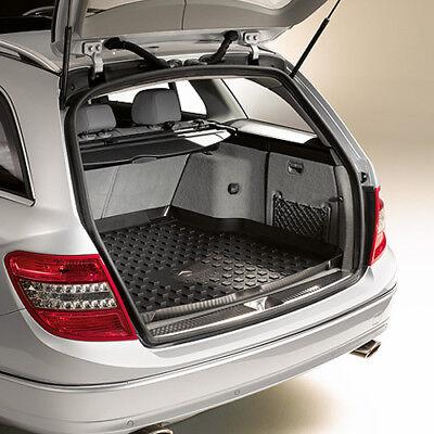Original Mercedes Kofferraumwanne flach schwarz C-Klasse T-Mod. S204 A2048140341