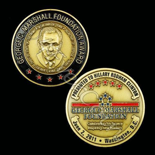Plain Old Deputy version BADGE/SEAL challenge coin US