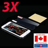 3X Ultra Clear Screen Protector for iPhone 4 5 6 6+ Samsung S6