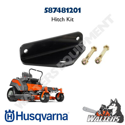 NEW Genuine Husqvarna Zero Turn Hitch Kit 587481201   RZ