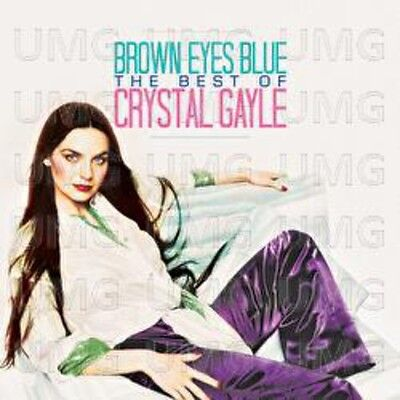 Crystal Gayle   Talking In Your Sleep  The Very Best Of  New Cd  Uk   Import