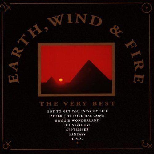 Earth Wind & Fire Very best (16 tracks, 1993) [CD]