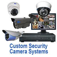 Installation professionnelle de systèmes Surveillance