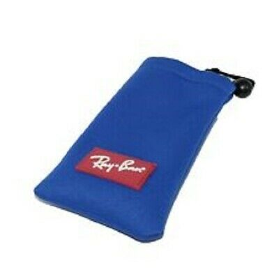 RAY BAN CUSTODIA SOFT CASE BABY FODERO BLUE BAG ASTUCCIO MORBIDO BOX (Baby Blue Ray Bans)
