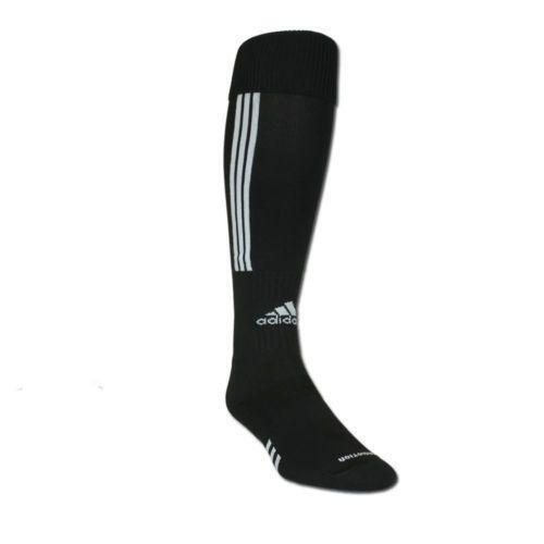 adidas black and white soccer socks