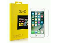 Tempered Glass Screen Protector For Apple iPhone 6, 6S , 7, 7 Plus, Galaxy S6, & S7