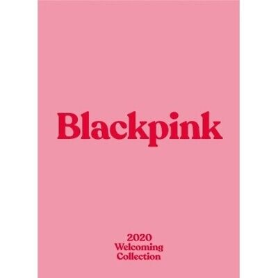 BlackPink-[2020 Welcoming Collection] DVD+Poster/On+Book+Diary+etc+Gift+Tracking