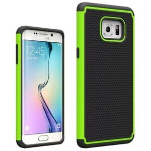 Case Cover for Samsung Galaxy S6 Edge Plus $10 -Green