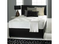 NEW SINGLE, DOUBLE, SMALL DOUBLE, KING SIZE, SUPER KING SIZE DIVAN BEDS & MATTRESS