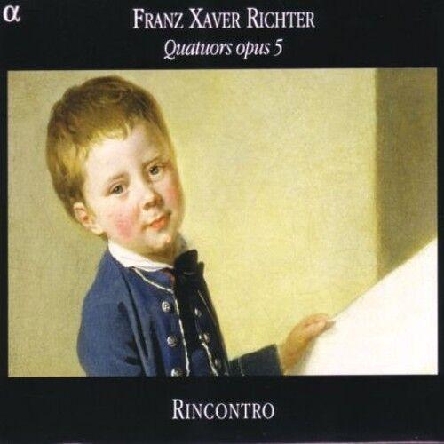 Rincontro - Quartets Op 5 / Rincontro [new Cd]