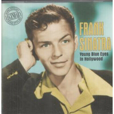 FRANK SINATRA Young Blue Eyes In Hollywood CD UK Pulse 20 Track (Plscd343) ()