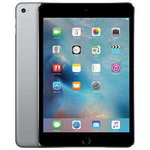Apple iPad Mini 4 Retina A8 16 GB Wi-Fi Noir / Argent MK6J2CL/A