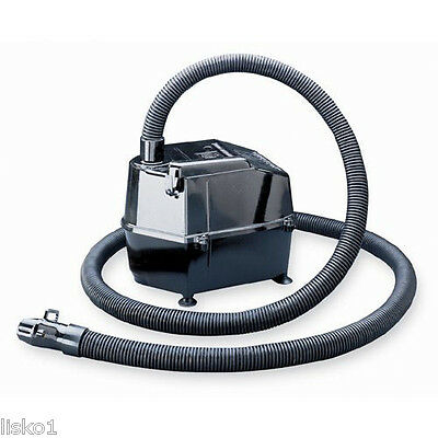 Royal Hair Vacuum  for barbers clients ,remove hair clippings,lightweight