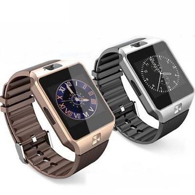 DZ09 Bluetooth Smart Watch Phone - Sim Card & Memory Slot
