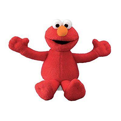 Sesame Street Elmo Plush Beanbag Character 6 (Sesame Street Elmo Plush Beanbag Character 6 Inch)