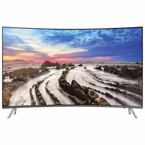 "Samsung 65"" 4K UHD HDR Curved LED Tizen Smart TV (UN65MU8500FXZC)"