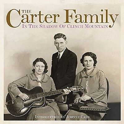 The Carter Family -  In The Shadow Of Clinch Mountain  12-Cd Bear Family Box