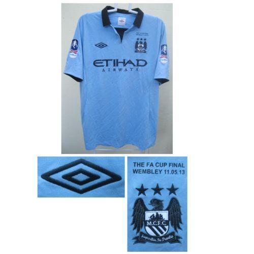 07efe6f68 FA Cup Final Shirt