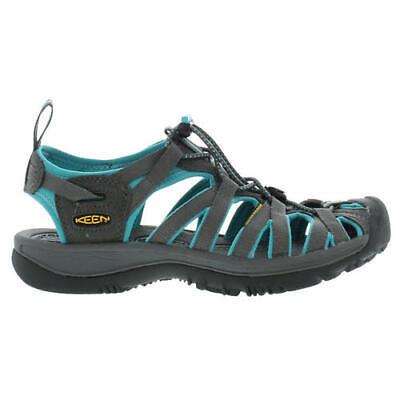 Keen Whisper Womens Ladies Grey Adjustable Walking Hiking Sandals Size UK 4-8