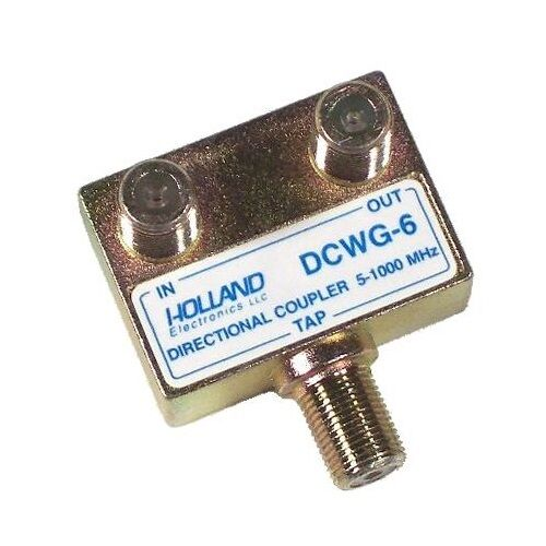 Details about Wall Tap Directional Coupler Splitter 6 9 12 16 20 24 27 30  dB 1 Output DCWG
