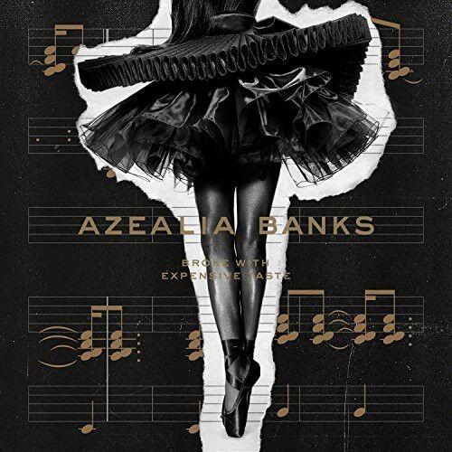 Azealia Banks, Theop - Broke with Expensive Taste [New CD]