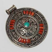 Antique Sterling Locket