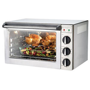 Used Countertop Convection Ovens For Sale : Waring CO1500 Convection Counter Top Oven