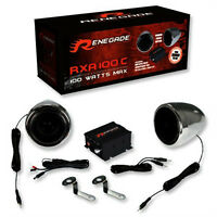 RENEGADE Motorcycle Sound System
