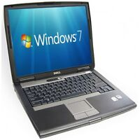 Affordable clean Dell lattitude D 520 laptop + WIfi
