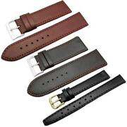 Leather Watch Strap 18mm