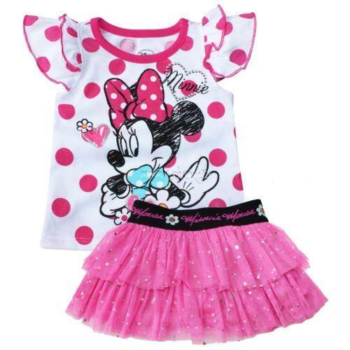 minnie mouse toddler clothes ebay