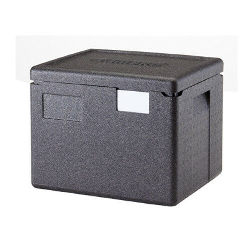 Cambro EPP280SW110 Cam GoBox Insulated Food Pan Carrier, 23.6 Qt.
