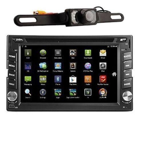 android double din vehicle electronics gps ebay. Black Bedroom Furniture Sets. Home Design Ideas