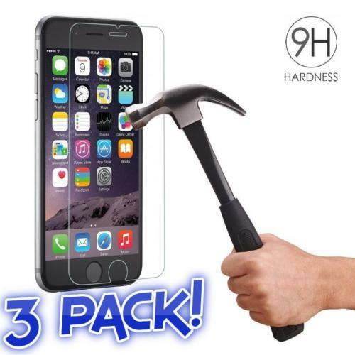 Premium Screen Protector Real Tempered Glass Film for Apple