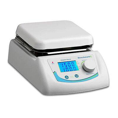 Benchmark Scientific Digital Hotplate Stirrer H3760-hs 115v New