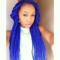 AFRICAN Braid, WEAVE and crochet braid price start 35$$$$ whaouh