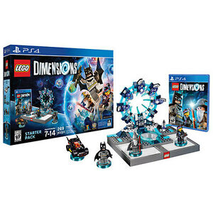 Brand New PS4 Lego Dimensions Starter Kit