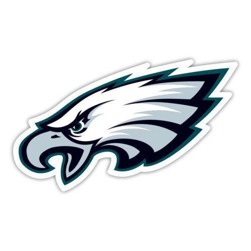 Philadelphia Eagles Stickers Football Nfl Ebay
