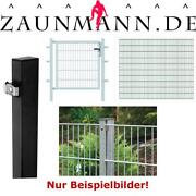 doppelstabzaun anthrazit gittermatten ebay. Black Bedroom Furniture Sets. Home Design Ideas