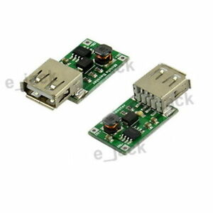DC-DC-Converter-1V-5V-To-5V-300mA-USB-Output-Step-UP-Boost-Module-Phone-Mp3-Mp4