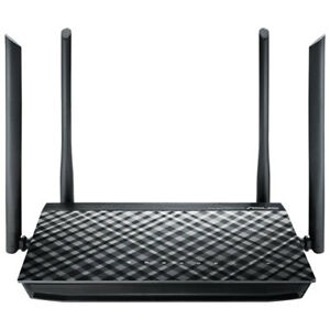 ASUS Wireless Router AC1200 Dual-Band | 800 Mbps wifi speed