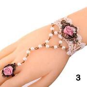 Bracelet Attached Ring
