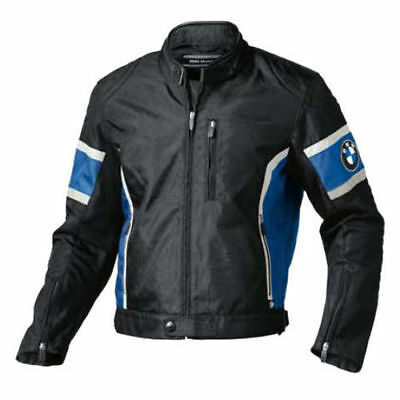 Black BMW Motorbike Racing Leather Jacket Racing Biker Cowhide Leather Jacket, used for sale  Shipping to India