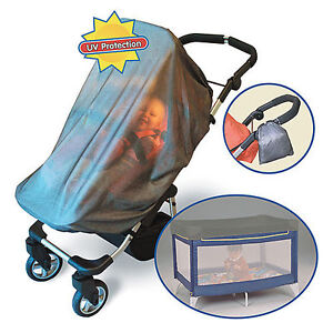 UV and bug protection net for Stroller